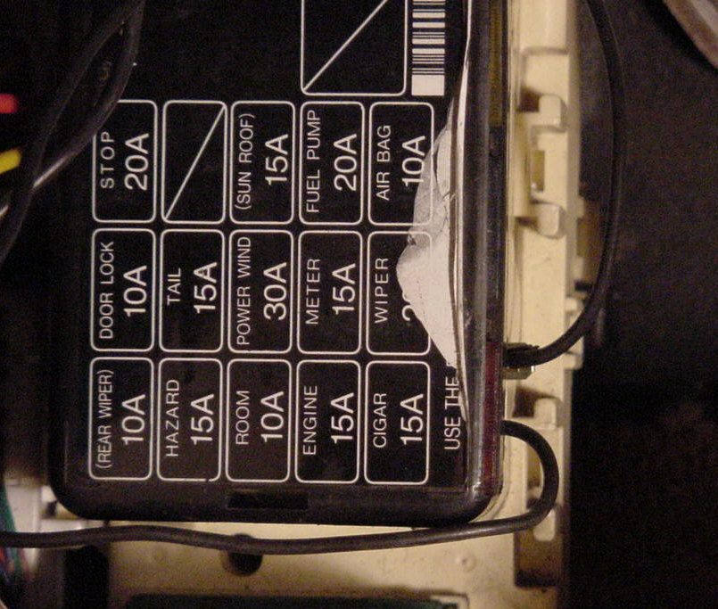 1986 Rx 7 Fuse Box Wiring Diagram Corsa B Corsa B Pasticceriagele It