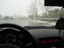 Snow In Las Vegas?