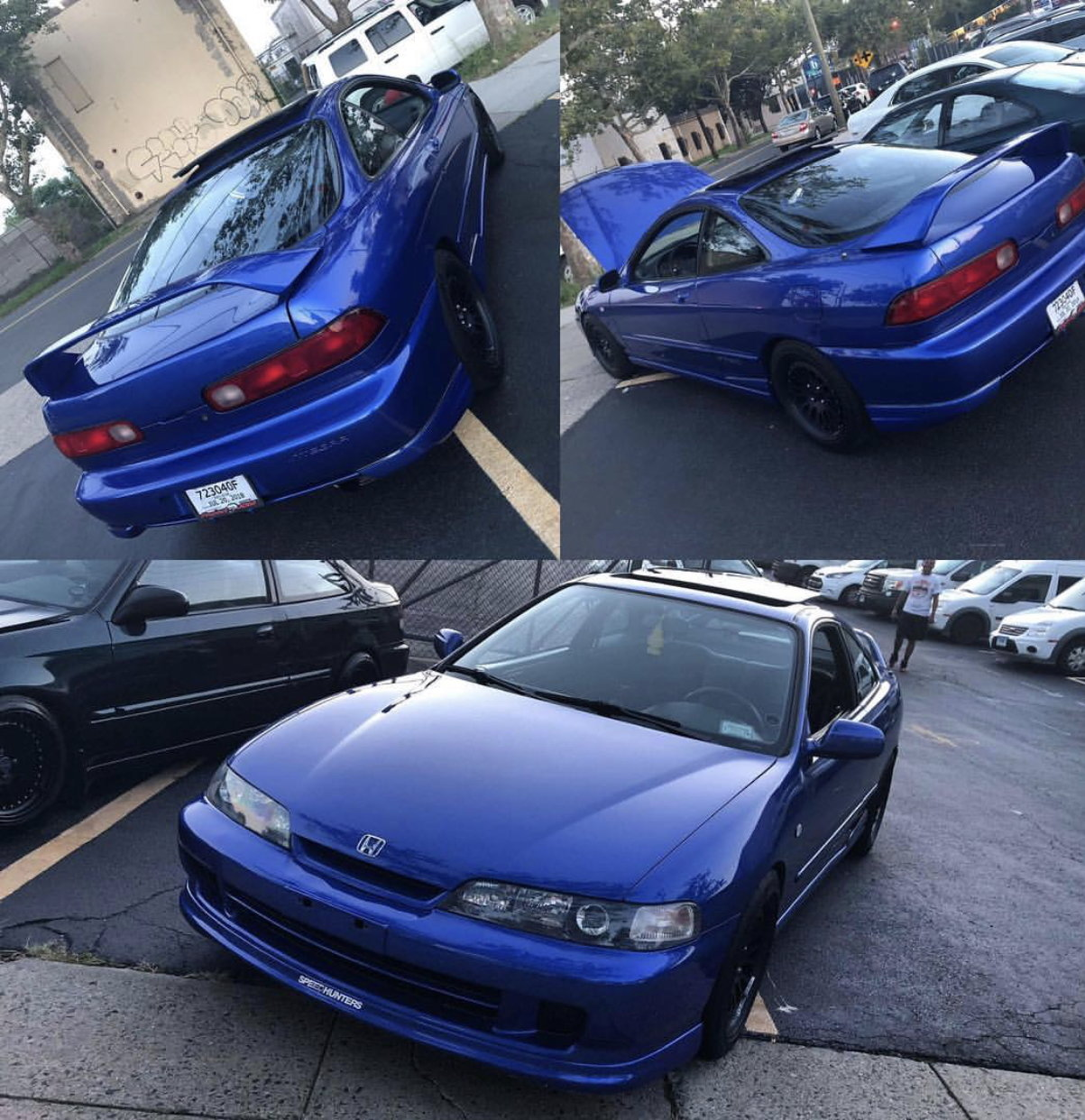 F/s 2001 Integra Gsr Clean Title. Type R Motor And Trans