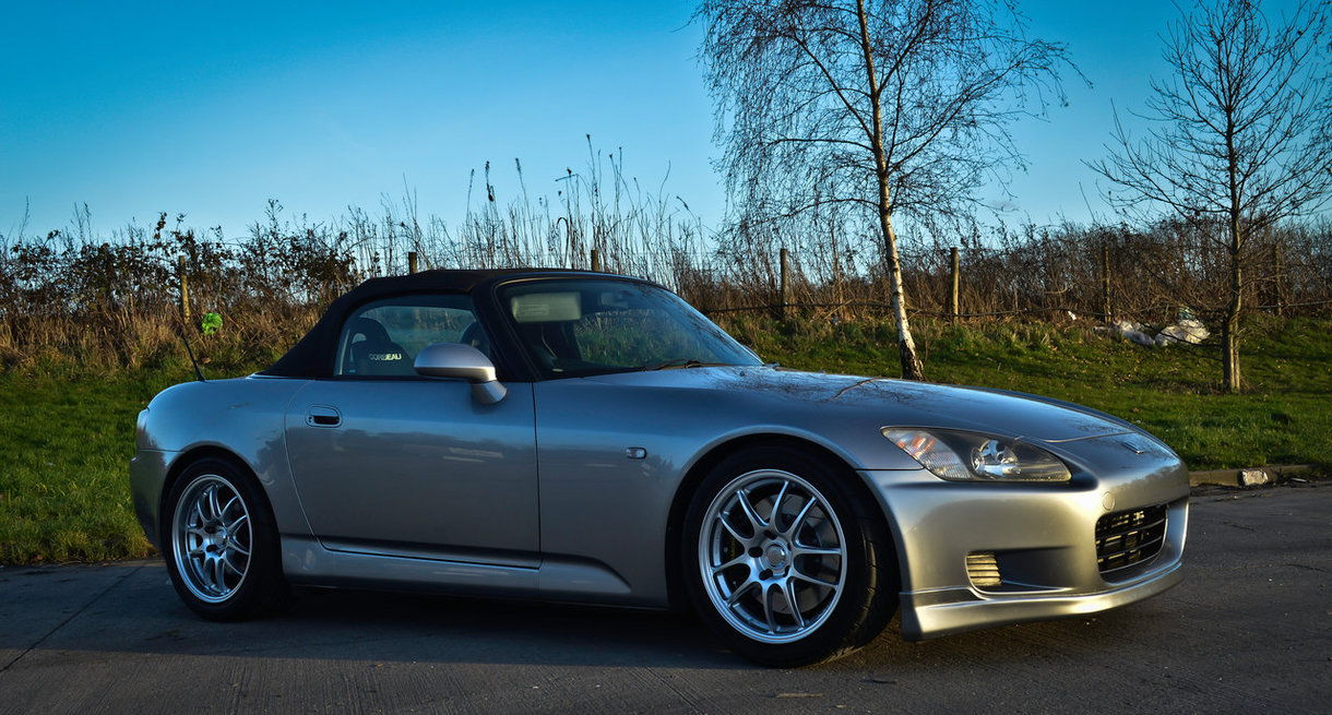 What Can I Fit At Stock Ride Height S2ki Honda S2000 Forums
