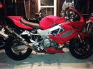 My Red Hot VTR