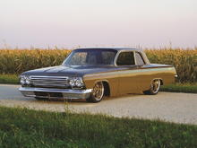 1962 Chevy Biscayne Chicayne 1200HP Twin Turbo