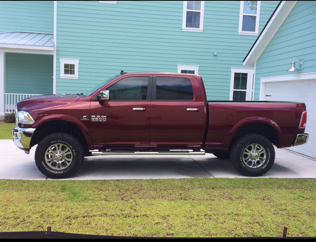 2017 ram 2500 laramie crew cab 4x4 cummins reduced the hull truth boating and fishing forum. Black Bedroom Furniture Sets. Home Design Ideas