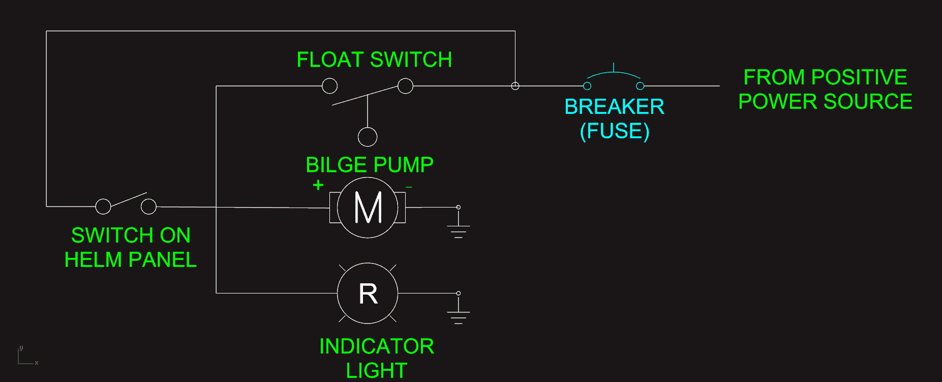 Bilge Pump Switch  How To Do It Like This  I Think I Know