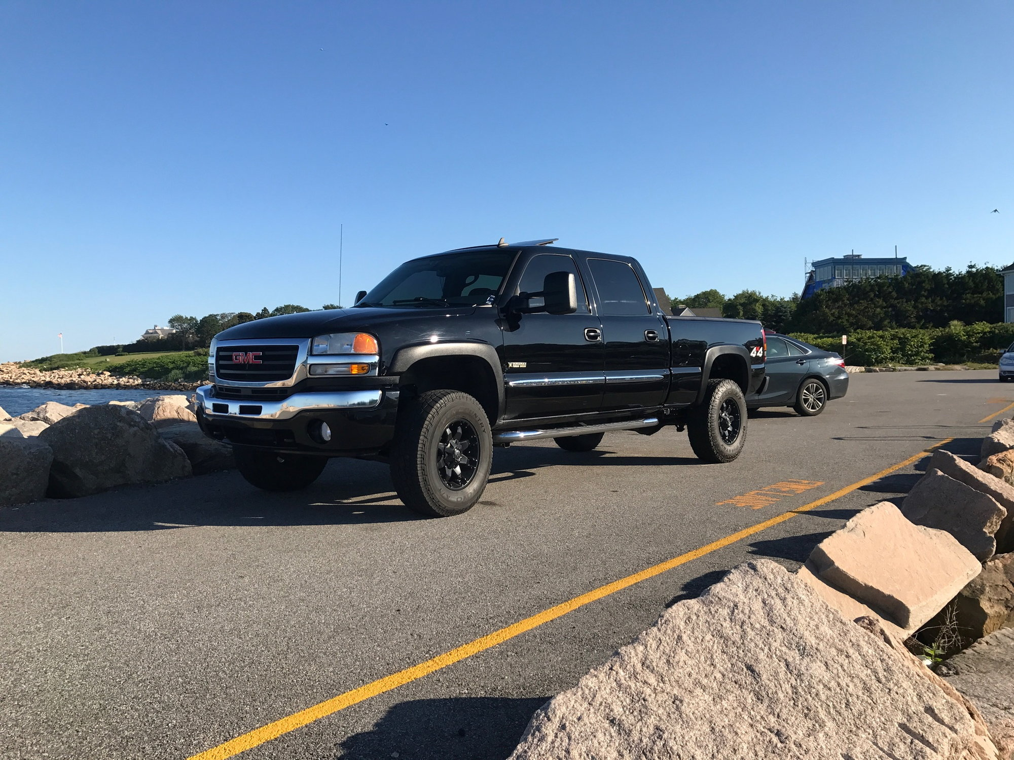 2006 Gmc Sierra Lbz Duramax The Hull Truth Boating And