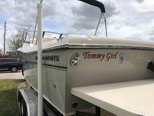 Tommy Girl - 2015 Grady White Freedom 225