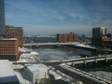 Fort Point Channel, Boston - 01/27/11