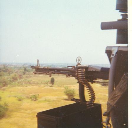 HueyGun in Air   View