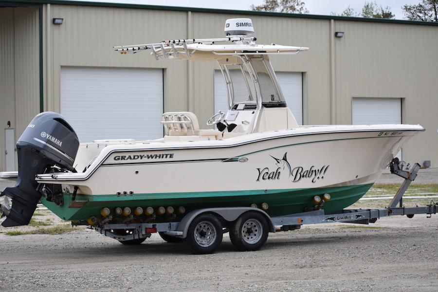 2017 Grady White Fisherman 236 - The Hull Truth - Boating