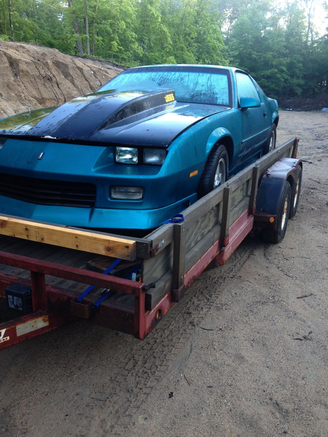 Which Hood Should I Go With 91 Camaro Third Generation