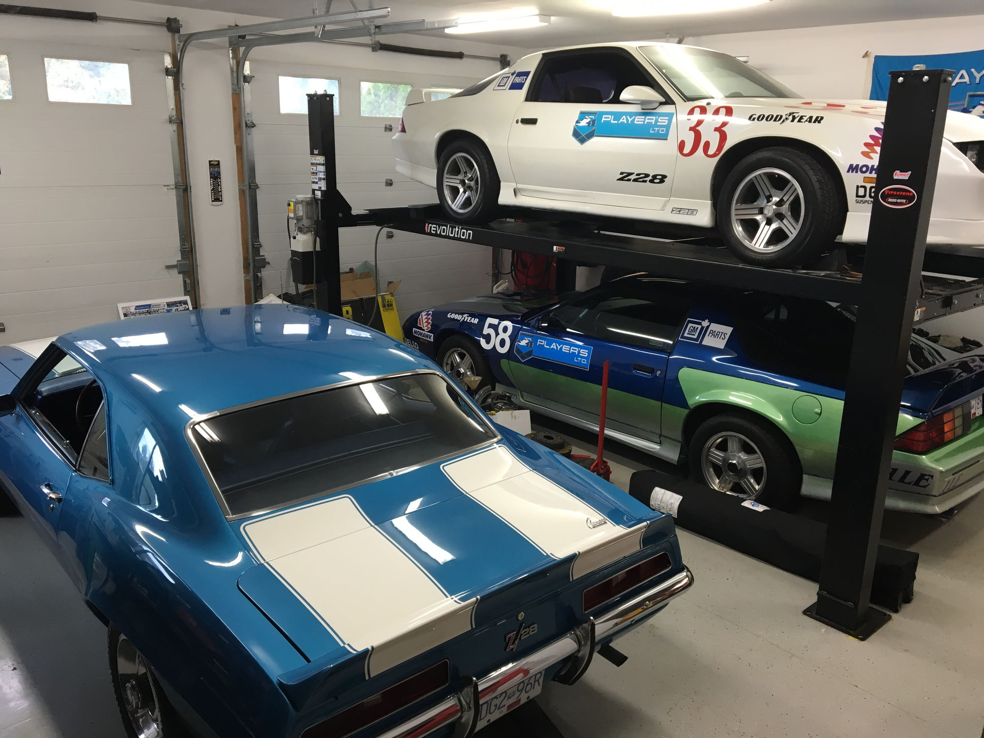 garage lifts third generation f body message boards