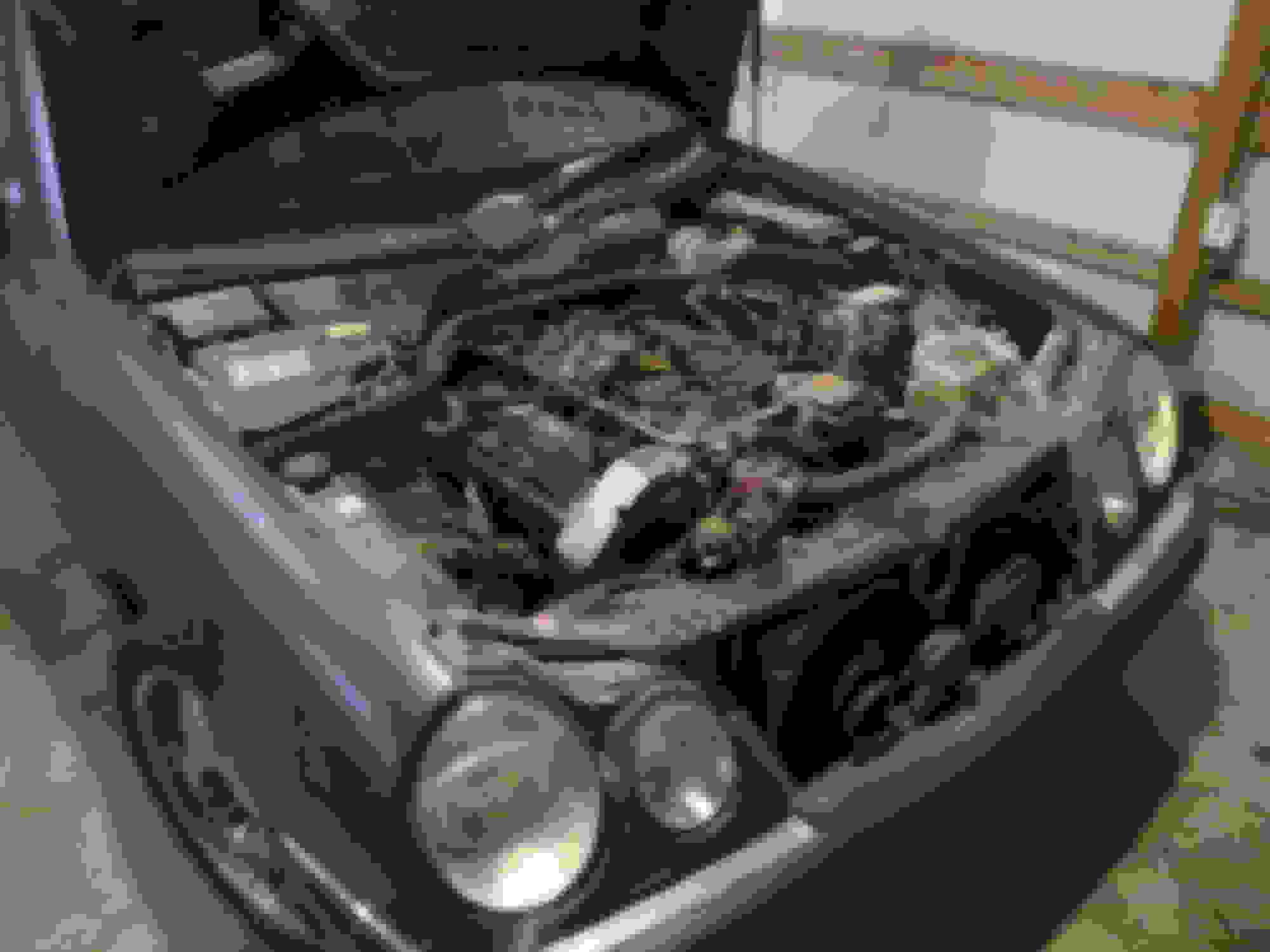 Benz LS swap - Third Generation F-Body Message Boards