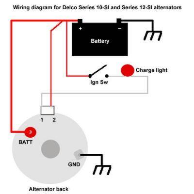 Alternator Wiring Help Please!! - Third Generation F-Body Message BoardsThirdGen.Org