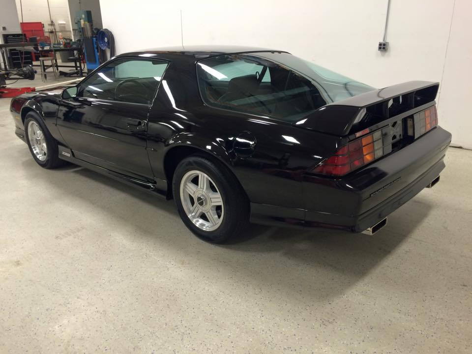 Michigan 1992 Camaro Z28 5 7l Hard Top 38000 Miles Third Generation F Body Message Boards