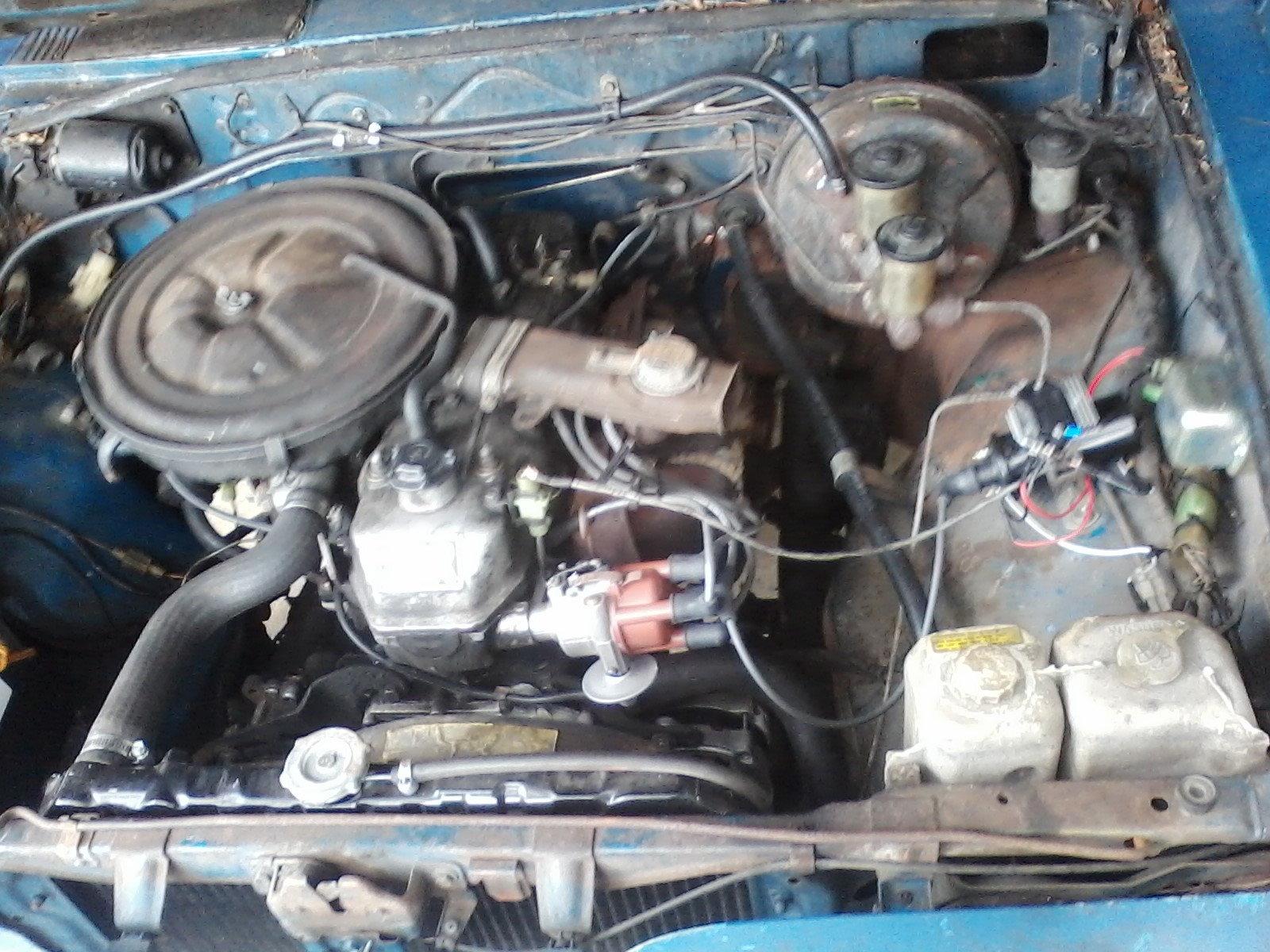 1978 Toyota Pickup 20r Won U0026 39 T Stay Running