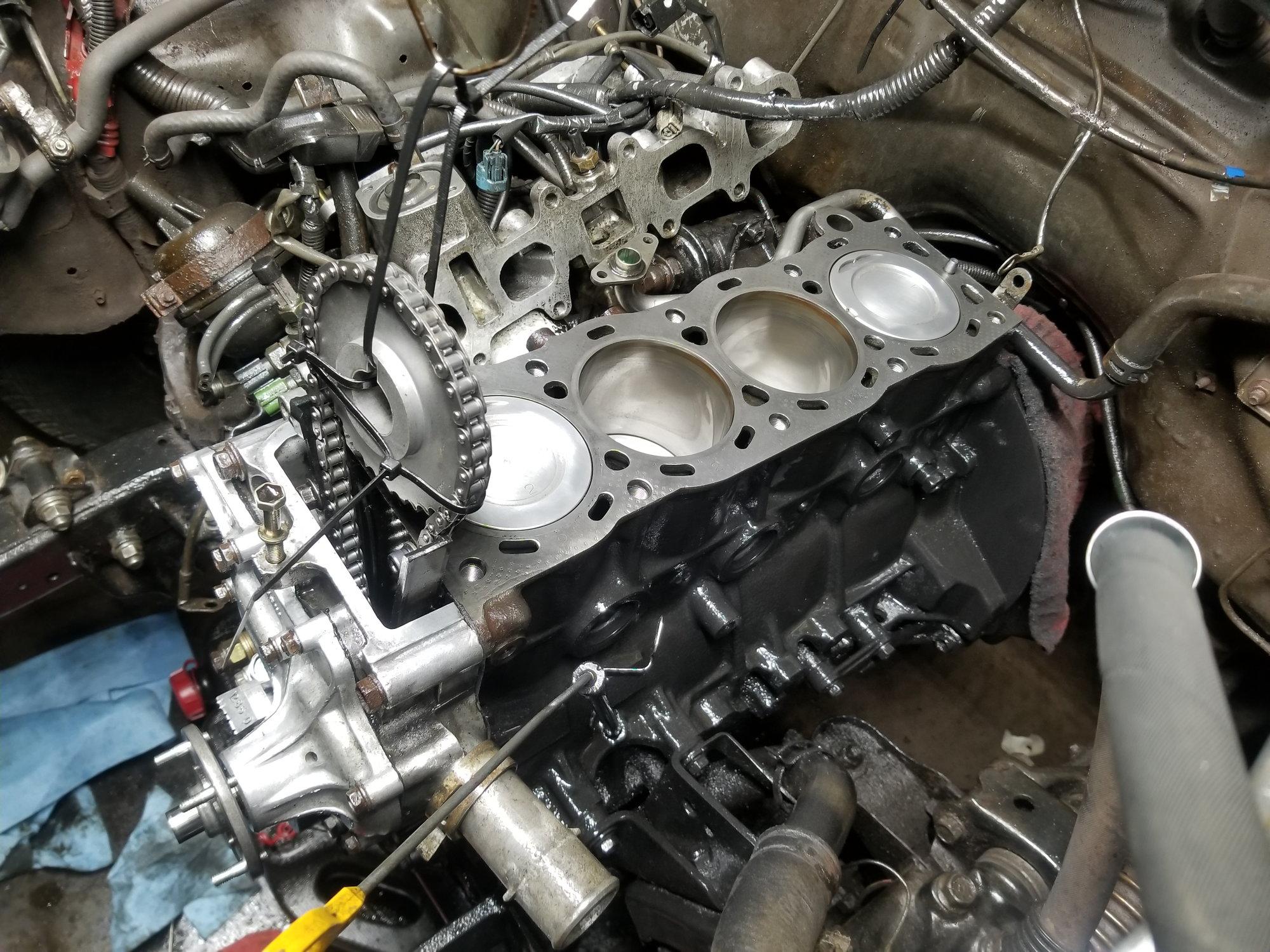 Headgasket help - YotaTech Forums