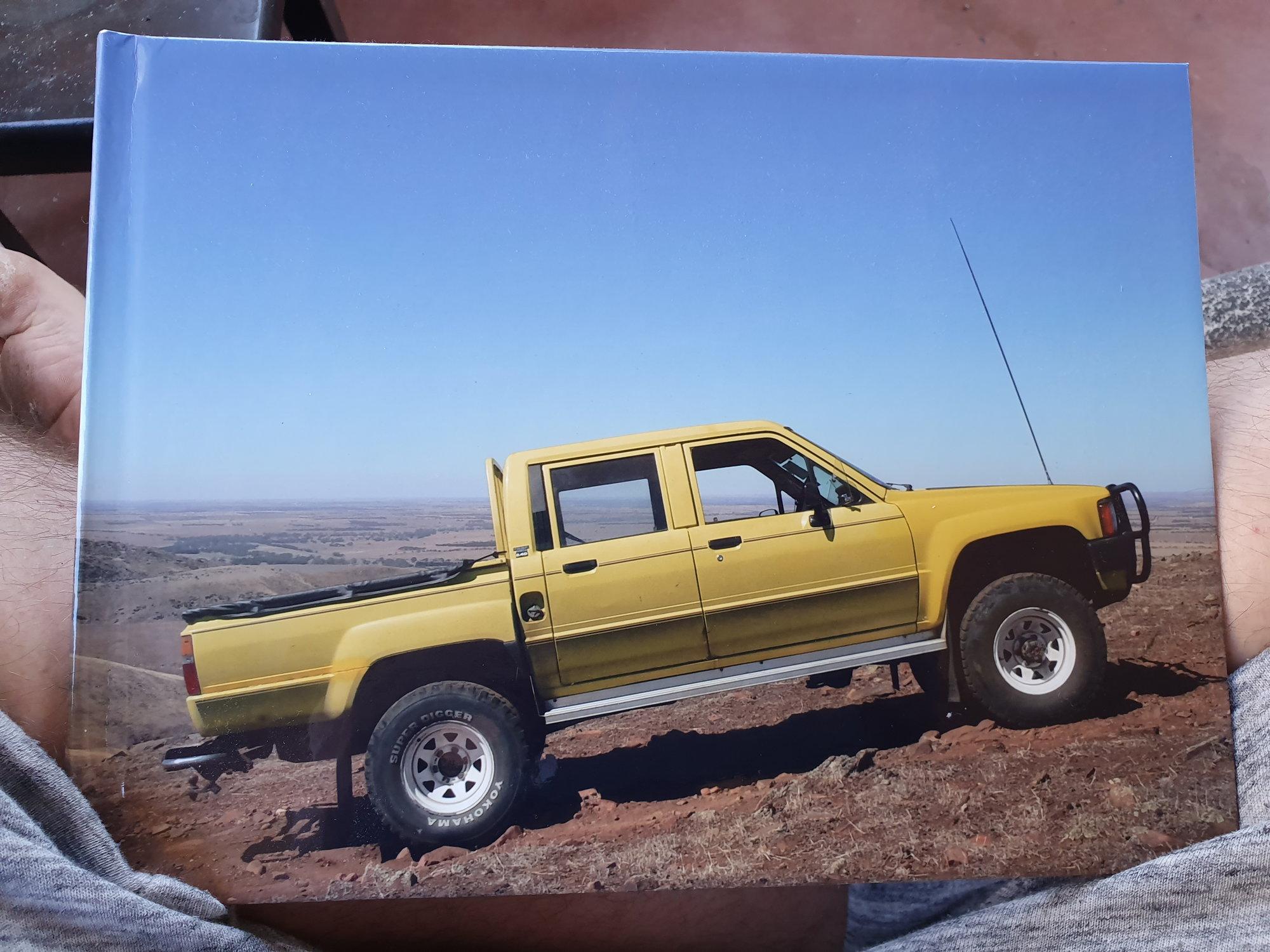 Kelebihan Toyota Hilux 1985 Murah Berkualitas