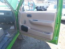 Passenger side door panel