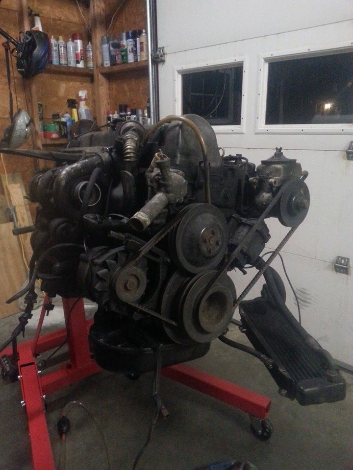 1994 Pickup 3 0 to OM617 Swap - YotaTech Forums