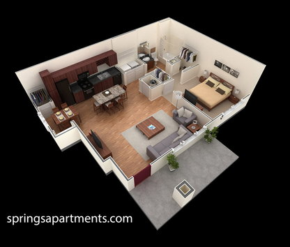 The Springs Apartments New Braunfels