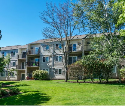 Image Of Canyon Park Apartments In Beaverton OR