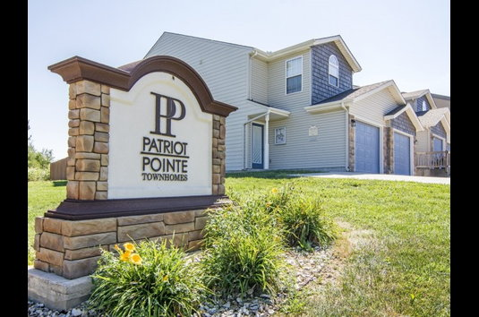 Image Of Patriot Pointe Townhomes In Junction City, KS