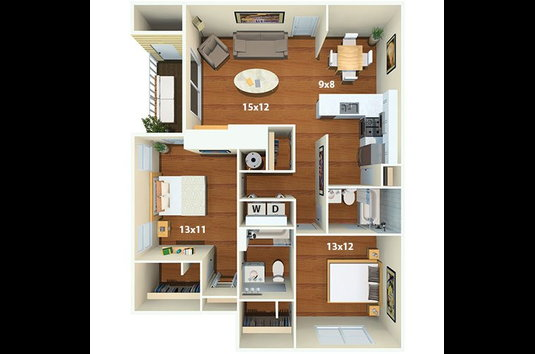 Burke Shire Commons Apartments Reviews