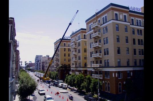 Image Of Langham In Los Angeles Ca