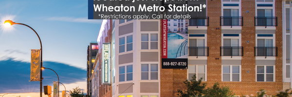 The Flats at Wheaton Station