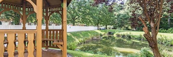 Silver Hill at Arboretum Apartments