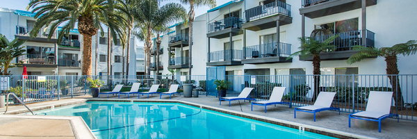 Pacific At Mission Bay Apartments