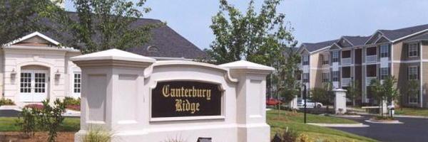 Canterbury Ridge