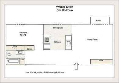 Warring Street Apartments 1 Reviews Berkeley Ca Apartments For Rent Apartmentratings C