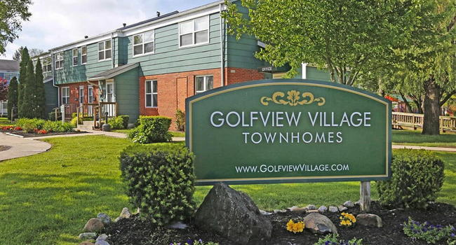 Welcome to Golfview Village Townhomes!