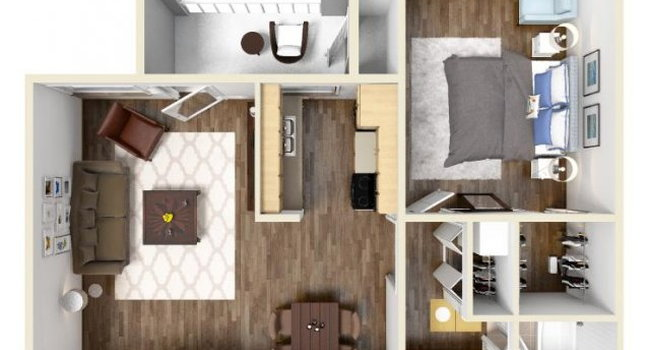 Valley View Apartments - 61 Reviews | Tucson, AZ ...