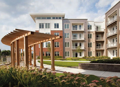 The Residences at River\'s Edge - 36 Reviews | Medford, MA Apartments ...