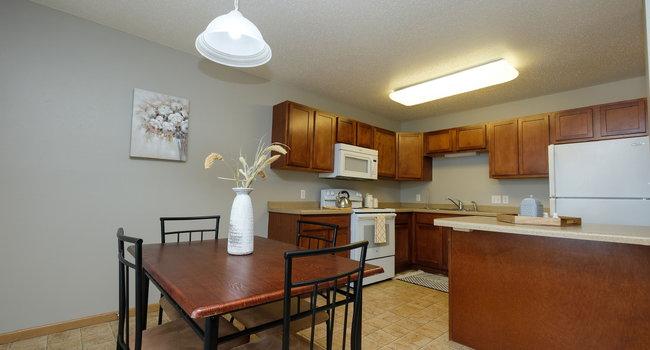 Bluestem Homes   Kitchen