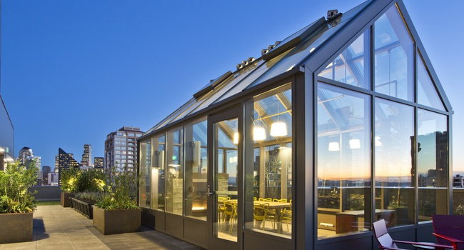 Image Of Verve Apartments In Seattle Wa