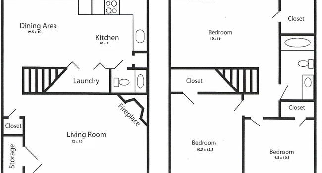 a9511572a1a1 Hollymead Square Townhomes - 25 Reviews