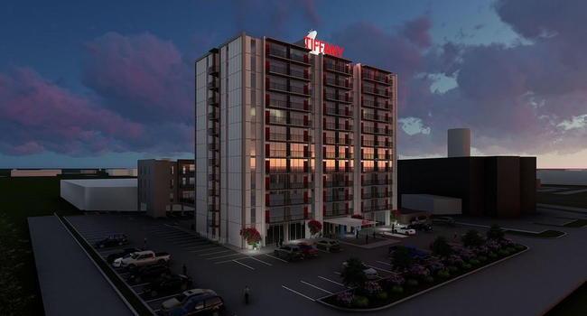 Image Of Tiffany Retro Apartments In Oklahoma City Ok