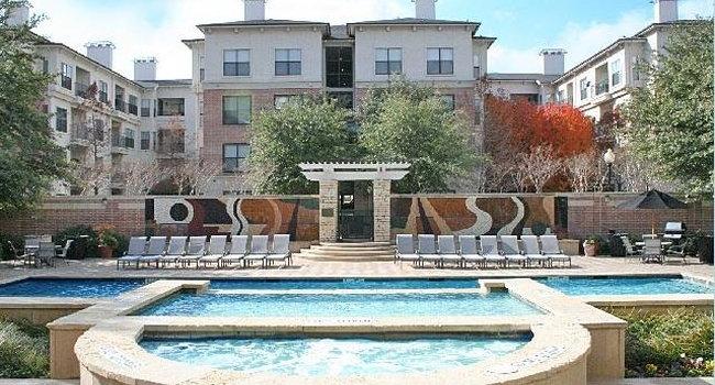 Jefferson North End Apartments Dallas