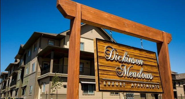 Image of Dickinson Meadows Apartments in Dickinson, ND