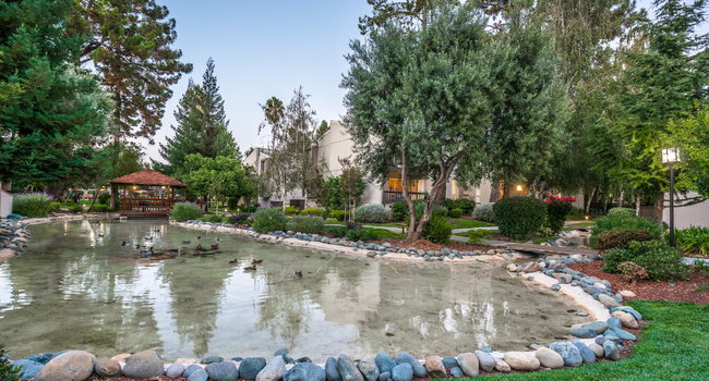 Brookside Park Apartments - 32 Reviews | Mountain View, CA ...