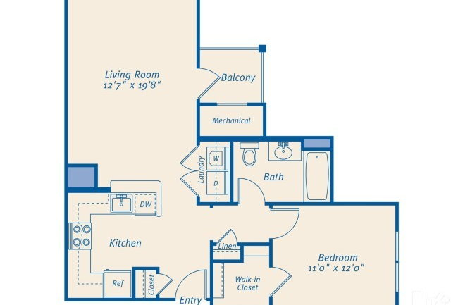 The Union At Lyndhurst Apartments 131 Reviews