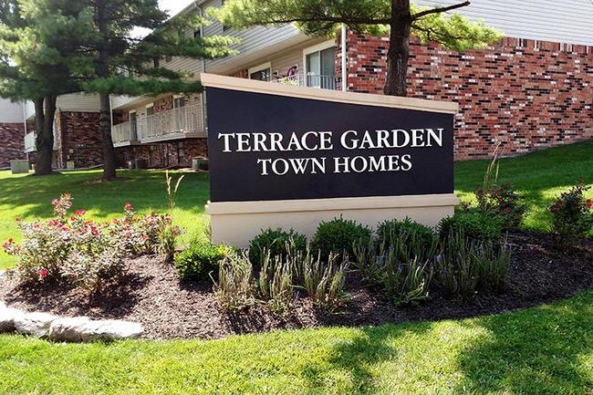 Manager Uploaded Photo Of Terrace Garden Townhomes In Omaha, NE
